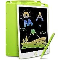 Richgv® Tablette d'écriture LCD 10 Pouces, Tablette Dessin Portable Numérique Ewriter avec Interrupteur de Verrouillage…
