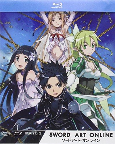 Sword Art Online Box #02 (Eps 15-25) (2 Blu-Ray+Cd)