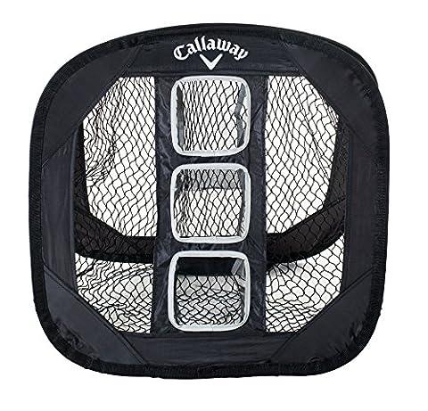 Callaway Chip Shot Golf Net - Black, 66 x 66 cm