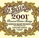 Labella L2001MH Concert Série Jeu de Cordes pour Guitare Medium Hard