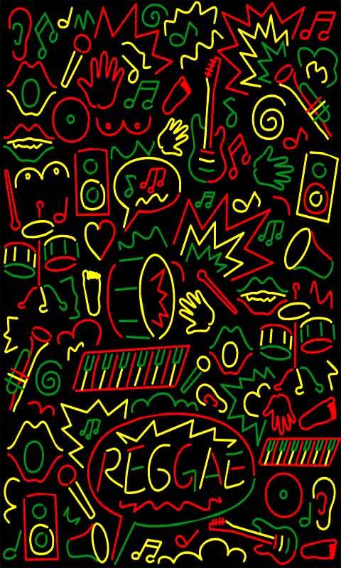 Rasta Reggae Wallpapers Amazon De Apps F 252 R Android