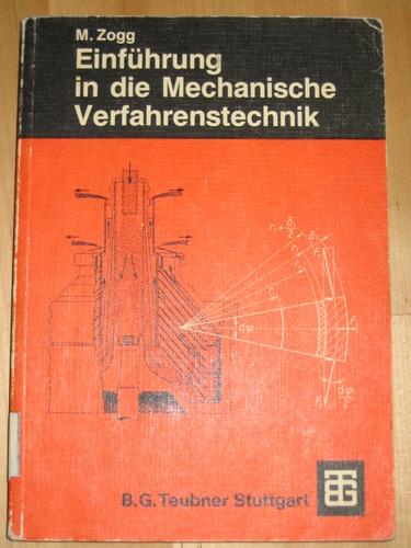 Einführung in die Mechanische Verfahrenstechnik