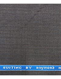 Raymond 45% Merino Wool Grey Fine Unstitched Suit Fabric 3metres
