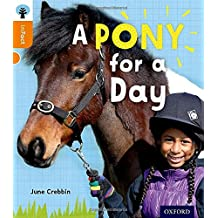 Oxford Reading Tree inFact: Level 6: A Pony for a Day