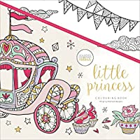 Kaisercraft Little Princess Libro da Colorare, Carta, Multicolore, 25x25x1 cm