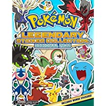Pokémon Legendary Sticker Collection: Regional Pass