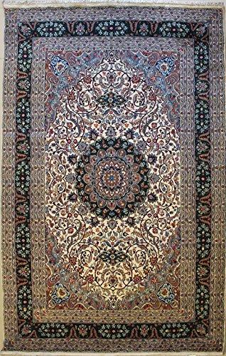 Isfahan silk rug il miglior prezzo di Amazon in SaveMoney.es