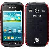Samsung Galaxy Xcover 2 - 4GB - Schwarz/Rot
