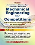 Mechanical Engineering for Competitions book has been completely revised as per the inputs received from students preparing for the competitive exams. The book is divided into 4 parts/sections. The problems given in the book are presented chapter-wi...