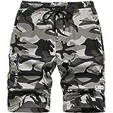 YoungSoul Pantalones Cortos Camuflaje Niño Bermudas Verano