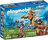 PLAYMOBIL- Rey de los Enanos Juguete, Multicolor (geobra Brandstätter 9344)