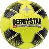 Derbystar Brillant APS Futsal, 4, gelb schwarz silber, 1099400592