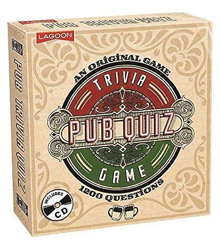 Lagune 5613Pub Trivia Quiz Spiel