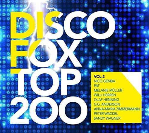 VA - Discofox Top 200 Vol. 2 - DE - 3CD - FLAC - 2017 - VOLDiES Download