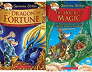 The Dragon of Fortune (Geronimo Stilton and the Kingdom of Fantasy: Special Edition #2) + Geronimo Stilton and