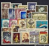 Goldhahn Österreich 1977 gestempelt - Briefmarken für Sammler