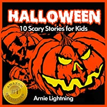 Halloween (Spooky Halloween Stories): 10 Scary Short Stories for Kids (English Edition)