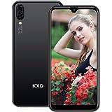 "Mobile Phone, KXD A1 3G Smartphone SIM Free Phone Unlocked, 5.71"" HD+ Waterdorp Screen, Intelligent Battery, 8MP AI Enhanced"