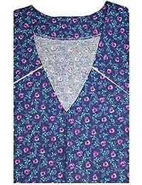 Tobeni Bata con la cremallera 100 de algodón de color o blanco y negro hasta la talla 62, Color:Design 32;Size:20