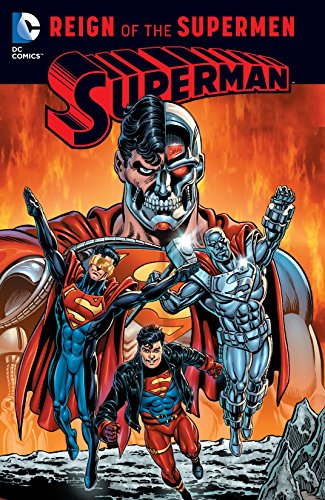 Superman: Reign of the Supermen (Superman: The Death of Superman) (English Edition) - Post Brust