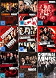 Criminal Minds Staffeln 1-9 (51 DVDs)
