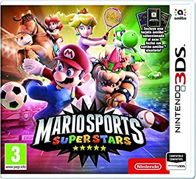 Mario Sports Superstars (Relationship)