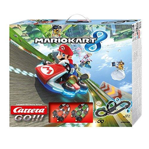 Carrera Boys GO!!! - Nintendo Mario Kart 8 Track Set by Carrera USA