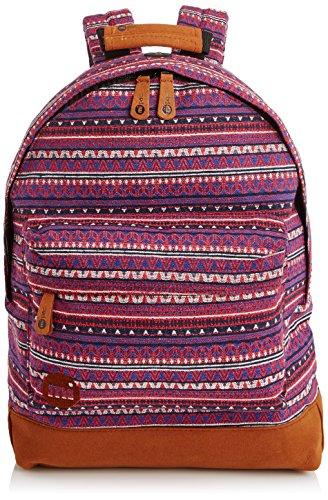 Mi-Pac Backpack - Bandolera, color azul oscuro / rojo