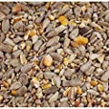 20kg No Mess Seed Mix Husk-Free Premium Wild Bird Food/Seed Feeder Blend from Pet Performance