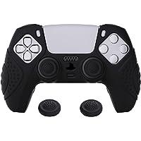 eXtremeRate PlayVital Cover Skin per PlayStation 5 Controller Joystick per PS5 Custodia Protettiva in Silicone…