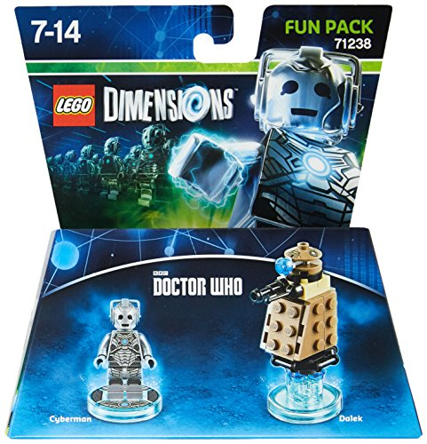 LEGO Dimensions - Fun Pack - Cyberman