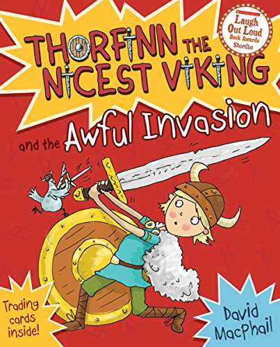Thorfinn and the Awful Invasion (Young Kelpies) por David Macphail