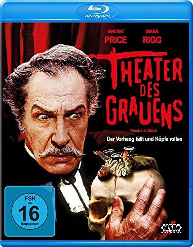 Theater des Grauens [Blu-ray]