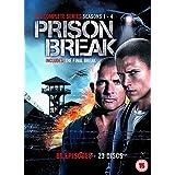 Prison Break (Complete Seasons 1-4) - 23-DVD Box Set ( Prison Break - Seasons One, Two, Three & Four (80 Episodes) )