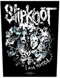 Slipknot I am HATED espalda parche