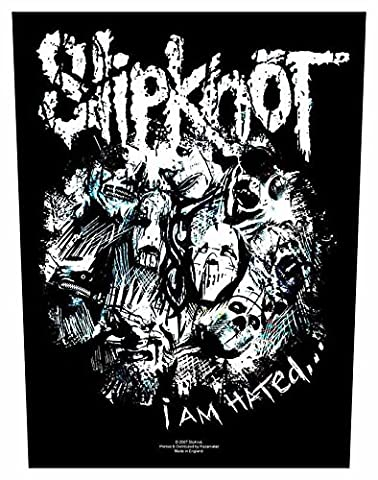 Slipknot I Am Hated Backpatch