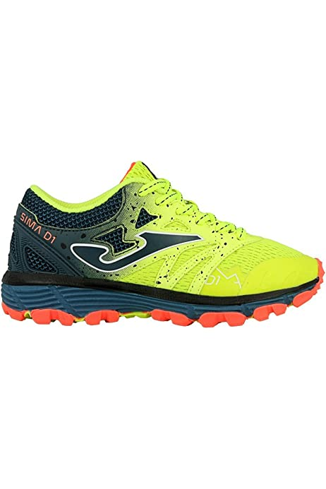 Joma Trek JR803 Navy EU 35 - CM 22 - UK 2.5 Zapato Infantil Trail