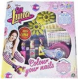 Giochi Preziosi - Soy Luna Set Unghie Nail Color per Bambina con Smalti ed Accessori