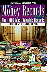 The Money Records: the 1000 Most Valuable Records (Official Guide to the Money Records)