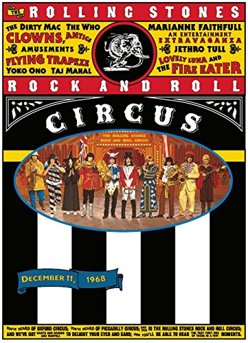 Bild von The Rolling Stones Rock and Roll Circus