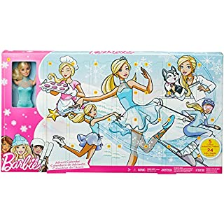 Barbie FGD01 Advent Calendar