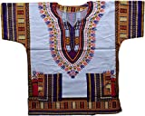 Dashiki Shirt–viele Farben erhältlich Gr. One Size, 58