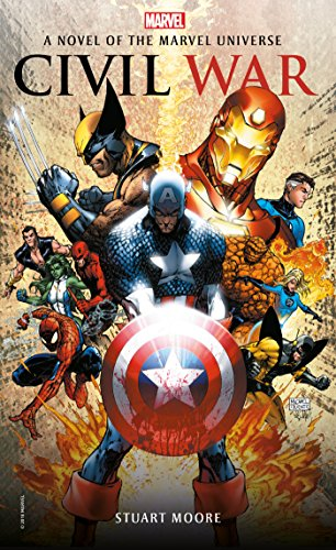 Civil War (Marvel novels) por Stuart Moore