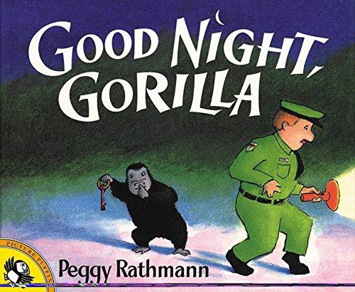 Good Night,Gorilla (Picture Puffin) por Peggy Rathmann
