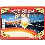 Fondue-Käse 'Appenzeller' von MIFROMA - 800g, der wüzigste Käse als Fondue, für einen gelungenen Fondue-Abend