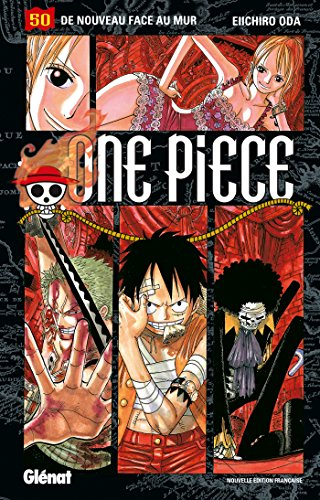 One Piece - Édition originale - Tome 50: De nouveau face au mur