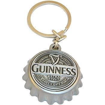 Guinness 2014 Flip Down Bottle Opener Keyring Cap