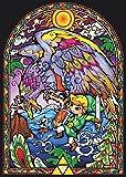 Nintendo Póster XXL The Legend of Zelda - Windwaker Windows (100cm x 140cm)