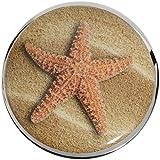 2ca - Plopp - Tapón para el lavabo, diseño de estrella de mar