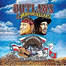 Outlaws & Armadillos: Country'S Roaring '70s Vol. [Vinyl LP]